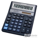 Калькулятор настольный Citizen SDC-888XBL 12-разрядный синий