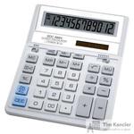 Калькулятор настольный Citizen SDC-888XWH 12-разрядный белый