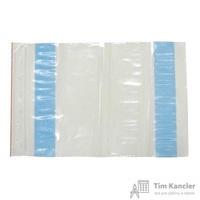 Пакет для сопроводительных документов самоклеящийся Suominen С5 полиэтиленовый Zip-Lock 165x230 мм (500 штук в упаковке)