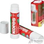 Клей-карандаш Kores 20 г (4 штуки в упаковке)