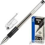 Ручка гелевая Pilot BLGP-G1-5 черная (толщина линии 0.3 мм)
