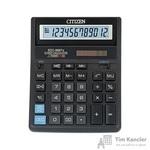 Калькулятор настольный Citizen SDC-888TII 12-разрядный черный
