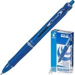 Ручка шариковая масляная автоматическая Pilot Acroball синяя (толщина линии 0.28 мм)