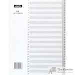 Разделитель листов Attache А4 пластиковый 31 лист (цифровой)