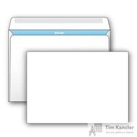 Конверт почтовый Комус C4 (229x324 мм) белый с клеем (250 штук в упаковке)