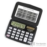 Калькулятор карманный Citizen FS-60BKII 8-разрядный