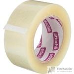 Клейкая лента упаковочная Attache прозрачная 48 мм x 132 м толщина 45 мкм (морозостойкая)