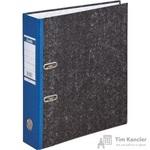Папка-регистратор Bantex мрамор 70 мм синяя