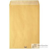 Пакет почтовый Largepack С4 из крафт-бумаги с расширением стрип 229х324 мм (100г/кв.м, 200 штук в упаковке)