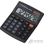 Калькулятор настольный Citizen SDC805BN 8-разрядный черный