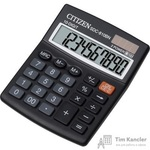 Калькулятор настольный Citizen SDC810BN 10-разрядный черный