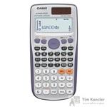 Калькулятор Casio FX991ES Plus 10+2-разрядный 417 функций