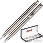 Набор письменных принадлежностей Pentel Sterling (шариковая ручка, автокарандаш)