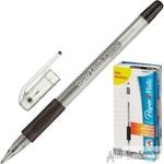 Ручка гелевая Paper Mate черная (толщина линии 0.7 мм)