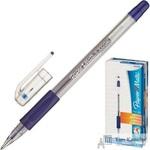 Ручка гелевая Paper Mate синяя (толщина линии 0.7 мм)