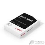 Бумага для офисной техники Canon Black Label Plus (А4, 80 г/кв.м, белизна 161% CIE, 500 листов)