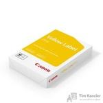 Бумага для офисной техники Canon Yellow Label Print (А4, 80 г/кв.м, белизна 146% CIE, 500 листов)