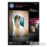 Фотобумага для цветной струйной печати HP Premium Plus СR672A (глянцевая, А4, 300 г/кв.м, 20 листов)