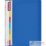Папка файловая на 30 файлов Attache А4 синяя