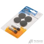 Комплект запчастей для дырокола KW-Trio 9556 (4 диска+2 ножа)
