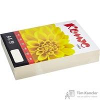 Бумага цветная для офисной техники Комус Color слоновая кость пастель (А4, 80 г/кв.м, 500 листов)