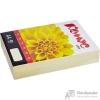 Бумага цветная для офисной техники Комус Color сливки пастель (А4, 80 г/кв.м, 500 листов)