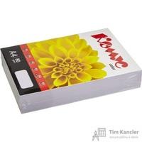Бумага цветная для офисной техники Комус Color лаванда пастель (А4, 80 г/кв.м, 500 листов)