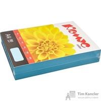 Бумага цветная для офисной техники Комус Color голубая пастель (А4, 80 г/кв.м, 500 листов)