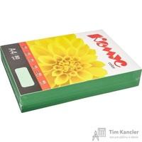 Бумага цветная для офисной техники Комус Color зеленая пастель (А4, 80 г/кв.м, 500 листов)
