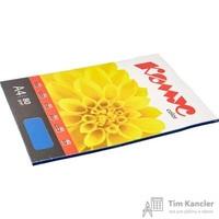 Бумага цветная для офисной техники Комус Color кобальт интенсив (А4, 80 г/кв.м, 50 листов)