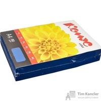 Бумага цветная для офисной техники Комус Color кобальт интенсив (А4, 80 г/кв.м, 500 листов)