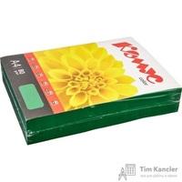 Бумага цветная для офисной техники Комус Color изумруд интенсив (А4, 80 г/кв.м, 500 листов)