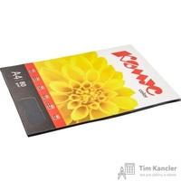 Бумага цветная для офисной техники Комус Color черная интенсив (А4, 80 г/кв.м, 50 листов)