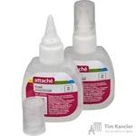 Клей канцелярский синтетический Attache 45 мл