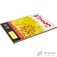 Бумага цветная для офисной техники Комус Color микс интенсив (А4, 80 г/кв.м, 5 цветов по 20 листов)
