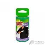 Ролик для чистки одежды 3М Scotch-Brite (запасной блок 30 л)