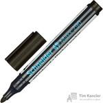 Маркер универсальный для досок и флипчартов Schneider S290 черный 2 мм