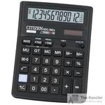 Калькулятор настольный Citizen SDC-382II 12-разрядный черный