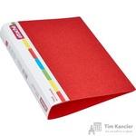 Папка на 2-х кольцах Attache пластиковая 42 мм красная