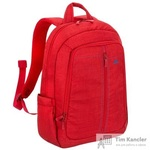 Рюкзак для ноутбука RivaCase 7560 15.6 красный