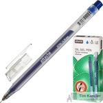 Ручка гелевая Attache Selection Extra синяя (толщина линии 0.35 мм)