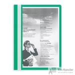 Папка-скоросшиватель Attache A4 зеленая 10 штук в упаковке (толщина обложки 0.13 мм и 0.15 мм)