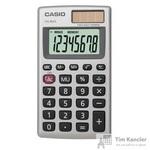 Калькулятор карманный Casio HS-8VA 8-разрядный