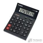 Калькулятор настольный Canon AS-2400 14-разрядный серый