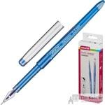Ручка гелевая Attache Harmony синяя (толщина линии 0.5 мм)