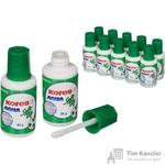 Корректирующая жидкость (штрих) Kores Soft Tip Aqua водная 25 мл