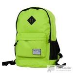 Рюкзак Polar 15008 из полиэстера зеленого цвета