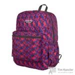 Рюкзак дорожный Polar П2320(2133) из полиэстера розового цвета