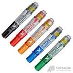 Набор маркеров для досок Pilot WBA-VBM-M-S5 5 цветов (толщина линии 1-3 мм)