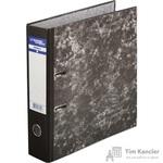 Папка-регистратор Expert Complete Prisma 75 мм мрамор черная